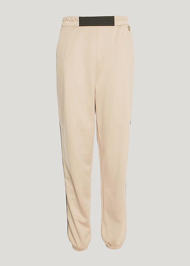 Спортен панталон с ленти