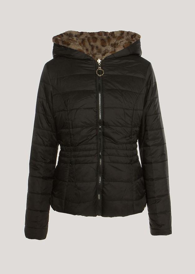 Short double sided jacket