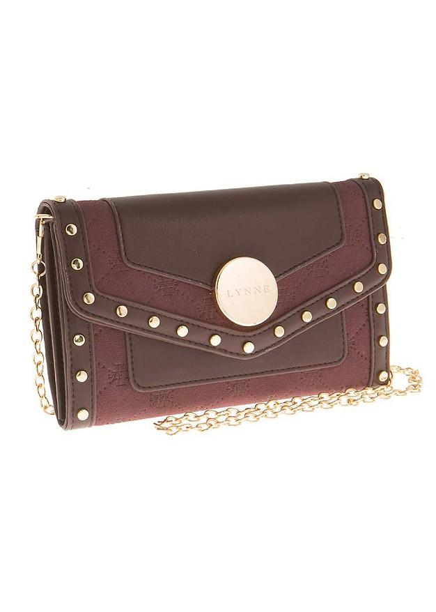 Τσάντα-πορτοφόλι με τρουκς