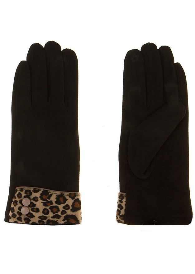 Ръкавици с анималистичен принт