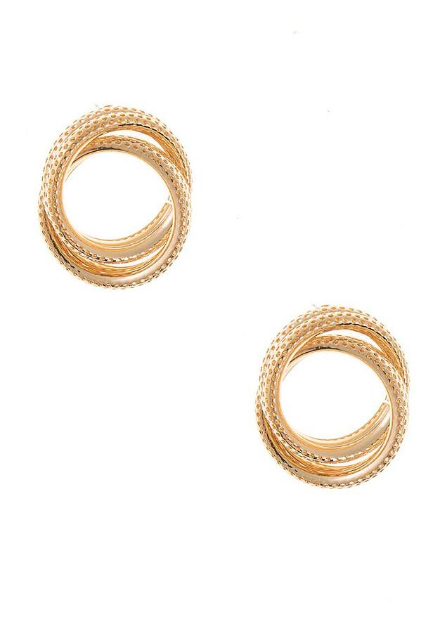 Διάτρητοι κρίκοι σκουλαρίκια