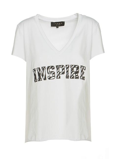 """Μπλούζα με τύπωμα """"Inspire"""""""