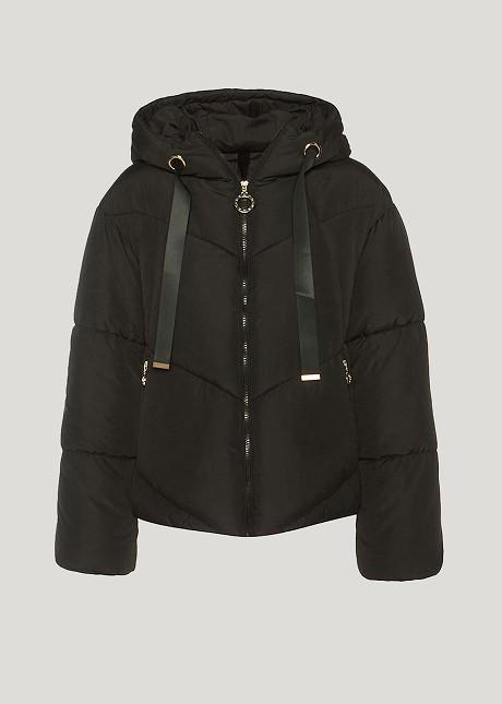 Късо ватирано яке