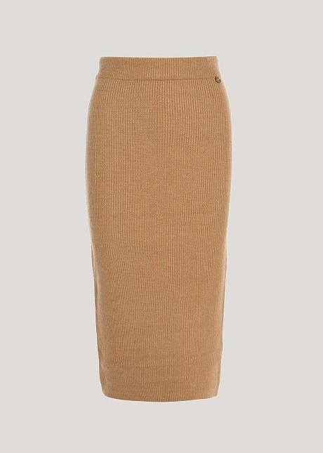 Плетена пола тип молив