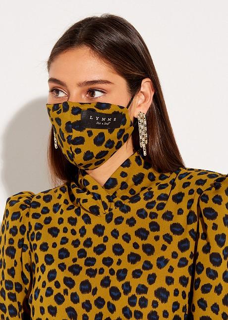Λεοπαρ μάσκα προσώπου